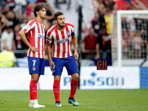 Atlético Madrid 3-2 SD Eibar