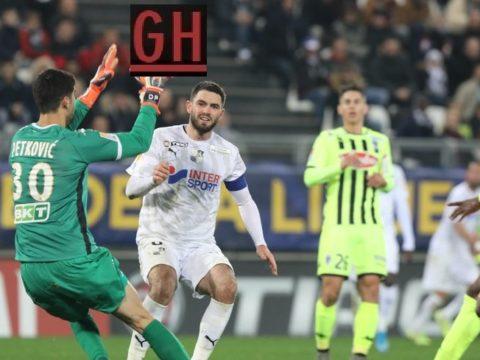 Amiens 3-2 Angers - Watch goals and highlights football Coupe de la Ligue 2019-2020