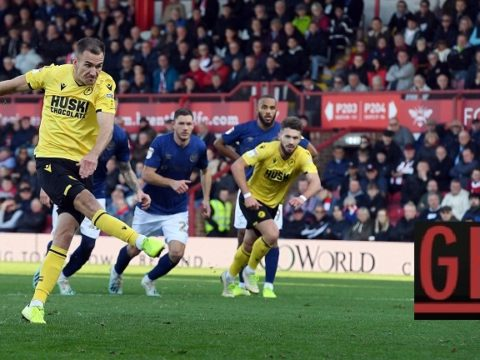 Brentford 3-2 Millwall - Watch goals and highlights football Championship 2019-2020