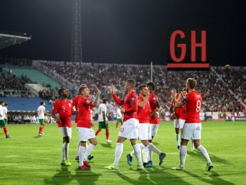 Bulgaria 0-6 England - Watch goals and highlights football EURO 2020 Qualifiers
