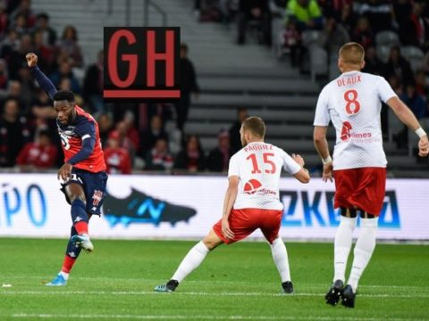 Lille 2-2 Nimes - Watch goals and highlights football Ligue 1 Conforama 2019-2020
