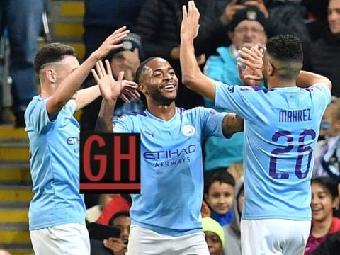 Manchester City 5-1 Atalanta - Watch goals and highlights football UEFA Champions League 2019-2020