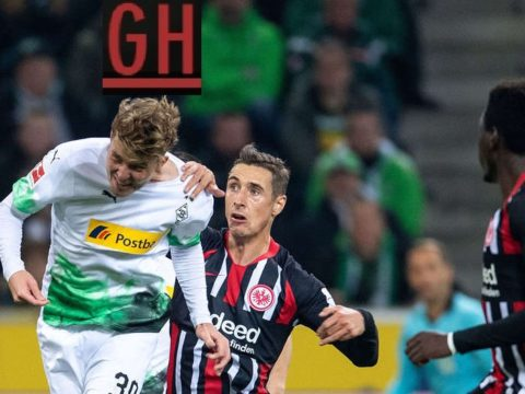 Monchengladbach 4-2 Eintracht Frankfurt - Watch goals and highlights football BundesLiga 2019-2020