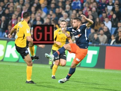 Montpellier 3-2 Nancy - Watch goals and highlights football Coupe de la Ligue 2019-2020