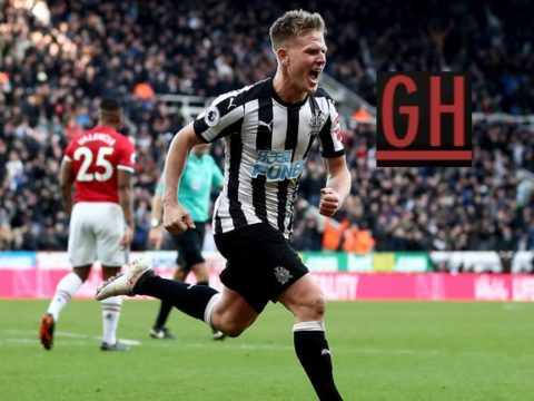 Newcastle 1-0 Manchester United - Watch goals and highlights football Premier League 2019-2020