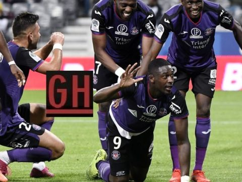 Niort 1-2 Toulouse - Watch goals and highlights football Coupe de la Ligue 2019-2020