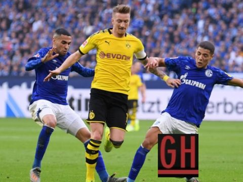 Schalke 0-0 Borussia Dortmund - Watch goals and highlights football BundesLiga 2019-2020