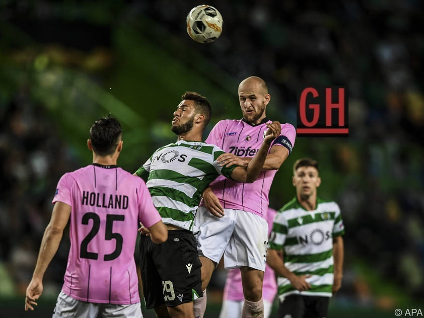 Sporting 2-1 Linzer ASK