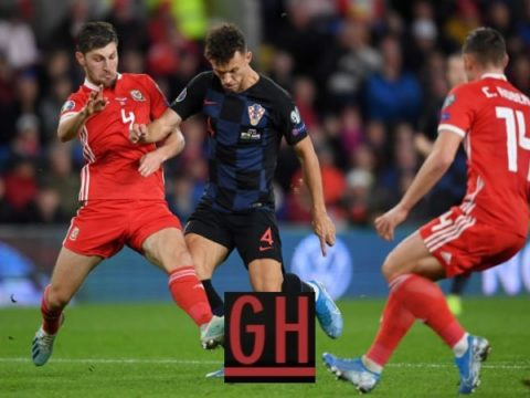 Wales 1-1 Croatia - Watch goals and highlights football EURO 2020 Qualifiers