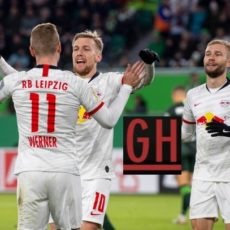 Wolfsburg 1-6 RB Leipzig - Watch goals and highlights football DFB Pokal 2019-2020