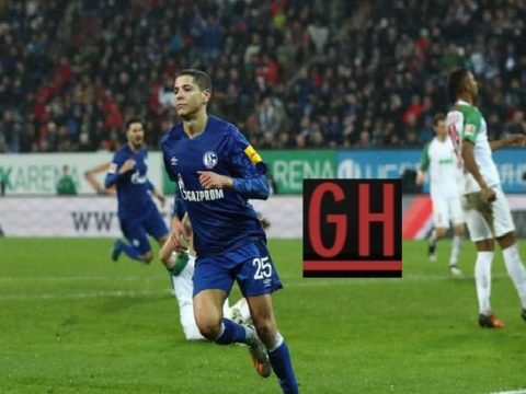 Augsburg 2-3 Schalke - Watch goals and highlights football BundesLiga 2019-2020
