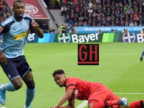 Bayer Leverkusen 1-2 Monchengladbach - Watch goals and highlights football BundesLiga 2019-2020