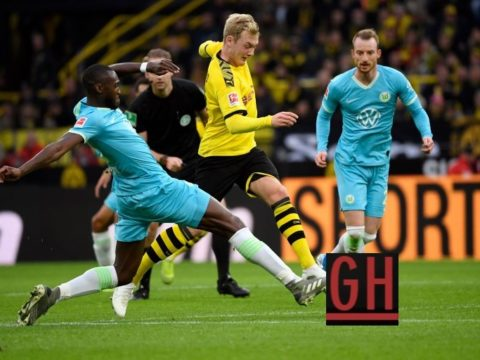 Borussia Dortmund 3-0 Wolfsburg - Watch goals and highlights football BundesLiga 2019-2020