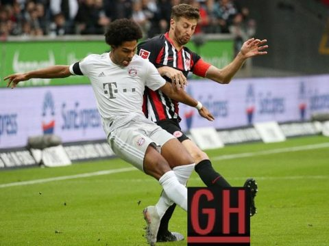 Eintracht Frankfurt 5-1 Bayern Munich - Watch goals and highlights football BundesLiga 2019-2020