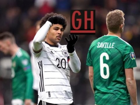 Germany 6-1 N.Ireland - Watch goals and highlights football EURO 2020 Qualifiers