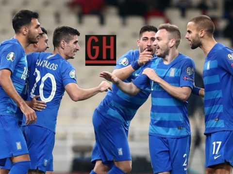 Greece 2-1 Finland - Watch goals and highlights football EURO 2020 Qualifiers