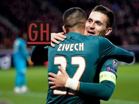 Lille 0-2 Ajax - Watch goals and highlights football UEFA Champions League 2019-2020