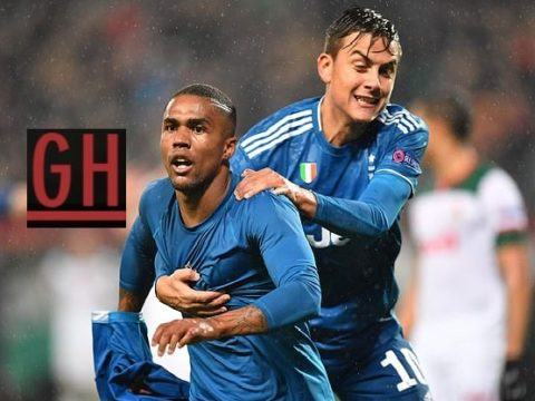 Lokomotiv Moscow 1-2 Juventus - Watch goals and highlights football UEFA Champions League 2019-2020