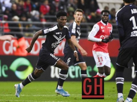 Reims 1-1 Bordeaux - Watch goals and highlights football Ligue 1 Conforama 2019-2020