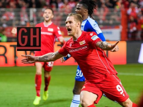 Union Berlin 1-0 Hertha Berlin - Watch goals and highlights football BundesLiga 2019-2020