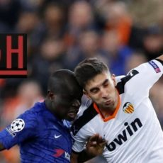 Valencia 2-2 Chelsea - Watch goals and highlights football UEFA Champions League 2019-2020