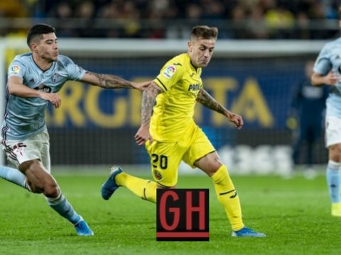 Villarreal 1-3 Celta Vigo - Watch goals and highlights football LaLiga Santander 2019-2020