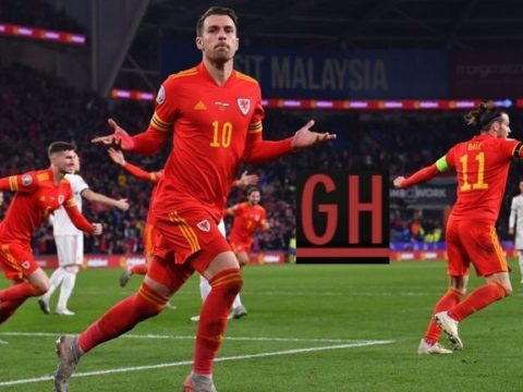 Wales 2-0 Hungary - Watch goals and highlights football EURO 2020 Qualifiers