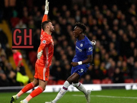 Watford 1-2 Chelsea - Watch goals and highlights football Premier League 2019-2020