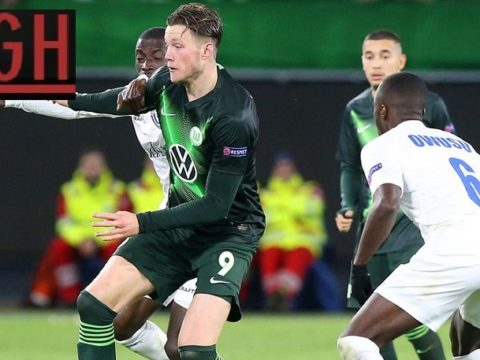 Wolfsburg 1-3 Gent - Watch goals and highlights football UEFA Europa League 2019-2020
