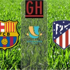 Barcelona vs Atletico Madrid - Supercopa de España 2019-2020 footballgh.org