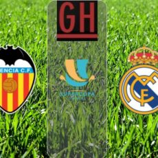 Valencia vs Real Madrid - Supercopa de España 2019-2020 footballgh.org