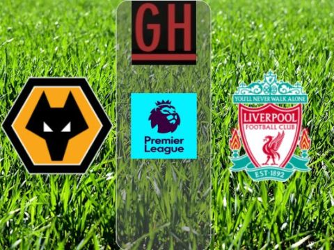Wolverhampton vs Liverpool - Premier League 2019-2020 footballgh.org