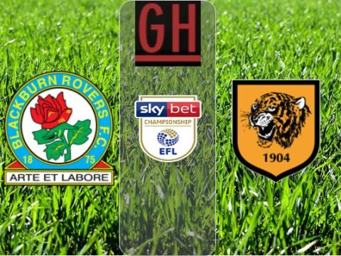 Blackburn vs Hull - Championship 2019-2020 footballgh.org