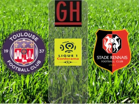 Toulouse 0-2 Rennes - Ligue 1 Conforama 2019-2020 footballgh.org
