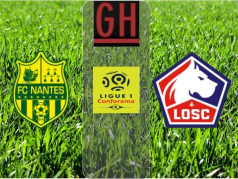 Nantes vs Lille - Ligue 1 Conforama 2019-2020 footballgh.org