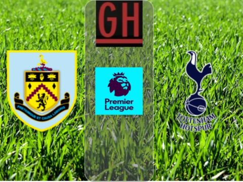 Watch Burnley vs Tottenham - Premier League 2019-2020