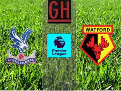 Watch Crystal Palace vs Watford - Premier League 2019-2020