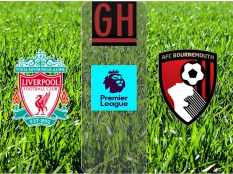 Watch Liverpool vs Bournemouth - Premier League 2019-2020