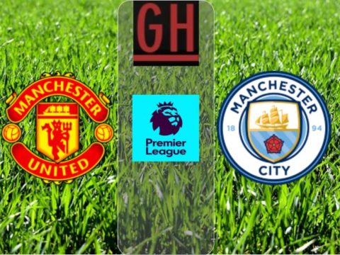 Watch Manchester United vs Manchester City - Premier League 2019-2020