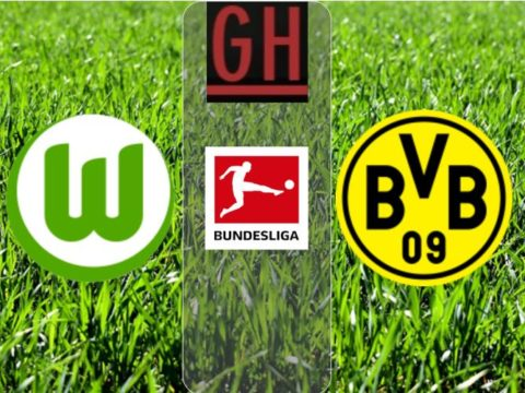 Wolfsburg vs Borussia Dortmund, Watch goals and highlights football BundesLiga 2019-2020