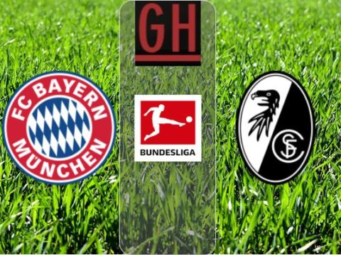 Bayern Munich vs Freiburg - Watch goals and highlights football BundesLiga 2019-2020