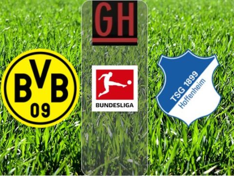 Borussia Dortmund vs Hoffenheim - Watch goals and highlights football BundesLiga 2019-2020