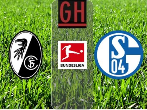 Freiburg vs Schalke - Watch goals and highlights football BundesLiga 2019-2020