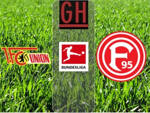 Union Berlin vs Dusseldorf - Watch goals and highlights football BundesLiga 2019-2020