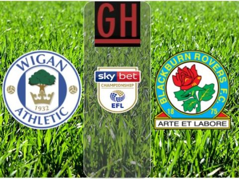 Wigan vs Blackburn - Watch goals and highlights football Championship 2019-2020