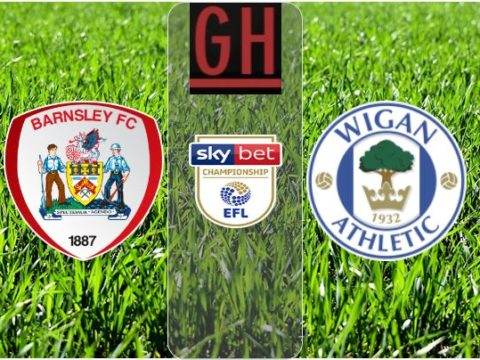 Barnsley vs Wigan - Watch goals and highlights football Championship 2019-2020
