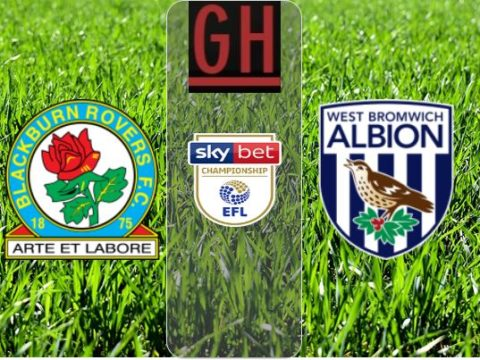 Blackburn vs West Bromwich - Watch goals and highlights football Championship 2019-2020