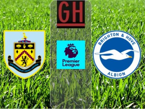 Burnley vs Brighton – Watch goals and highlights football Premier League 2019-2020