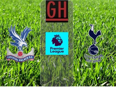 Crystal Palace vs Tottenham – Watch goals and highlights football Premier League 2019-2020