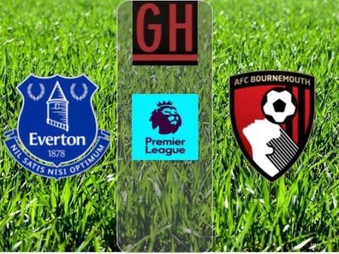 Everton vs Bournemouth – Watch goals and highlights football Premier League 2019-2020
